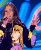 Hija de Raquel Rodríguez finalista en Idol Kids